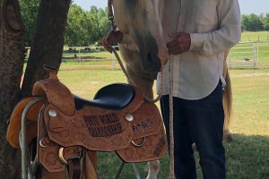Hi Point Solid Horse at PWC, Win Saddle
